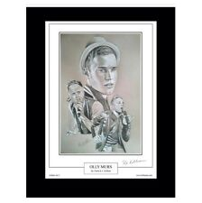 Olly Murs Limited Edition Fine Art Print By Patrick J. Killian