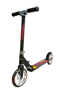 Jumbo Scooter von Spartan. 2307 Klappbar. 200mm Räder, ABEC 5, Carbon Lager