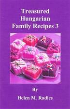 Save Big - Treasured Hungarian Family Recipes® 3 (BAKING COOKBOOK)