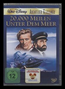 DVD WALT DISNEY - 20.000 MEILEN UNTER DEM MEER (20000) - KIRK DOUGLAS ** NEU **
