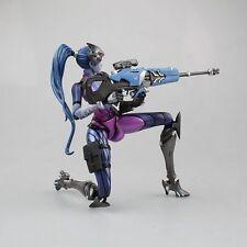 "Overwatch OW Hero Widowmaker Amélie Lacroix 6.7"" Action Figure Statue Toy Gift"