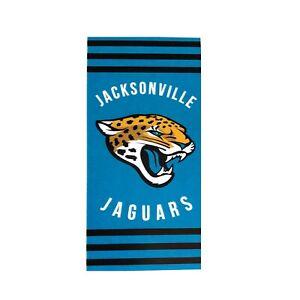 """New Football Team Jacksonville Jaguars Beach Towel Bath 30'' x 60"""" Licensed"""