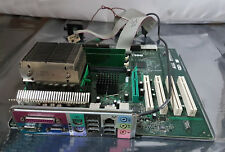 DELL Optiplex GX270 Motherboard w/ Backplate, 3GHz Intel P4 CPU, 512MB RAM, I/O