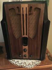 radio Philco large tombstone model /chassis no. 16 - code 125 -11 tube chassis