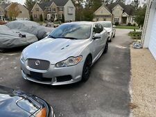 2010 Jaguar Xfr R