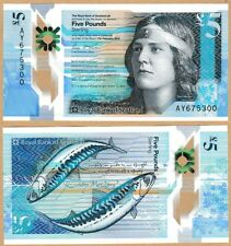 ROYAL BANK OF SCOTLAND - £5 - POLYMER - UNC - ISSUED 27 OCTOBER 2016 *QWC*
