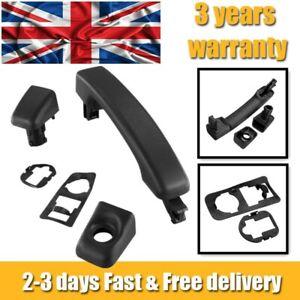 95518889 Vauxhall Vivaro B 2015- Black Outer Door Handle Kit New