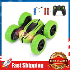 New ListingRc Remote Control Stunt Car 360° Flips 2.4Ghz Off-Road Racing Vehicles for Kids