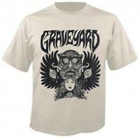 GRAVEYARD - MONSTERTRYCK (T-SHIRT, MEN, SIZE/GRÖßE S) MERCHANDISE NEU