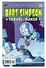 "Simpsons Comics Presents Bart Simpson ""Troublemaker"" #3 Bongo (May, 2001) FN/VF"