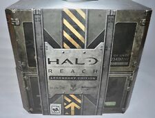 Halo: Reach -- Legendary Edition (Microsoft Xbox 360, 2010)