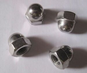 """écrous et rondelles Acier Pack de 10 2BA x 3//4 /""""hexagone head boulons"""