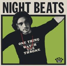 """Night Beats - One Thing / Watch The Throne W NEW 7"""""""