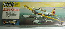 Hawk 1:48 1965 issue kit 510 Ryan St/Pt-20 Trainer build two ways open complete