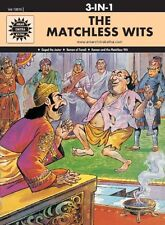 The Matchless Wits (Amar Chitra Katha 3 in 1 Serie