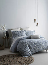 Sarina Duvet Doona Quilt Cover Set by Onkaparinga | Cushion | Euro Pc's | King