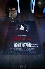 THE EXORCIST 2 THE HERETIC 4x6 ft French Grande Movie Poster Original 1978