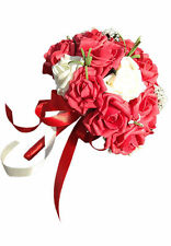Red Fresh Flowers and Bouquets