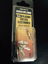 NEW PACK OF 5 Harbor Freight Plasma Cutter Electrode Part 62772 CHICAGO ELECTRIC