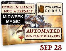 MTG Arena code card FNM / Midweek Magic Promo Pack September 28 -INSTANT MAIL