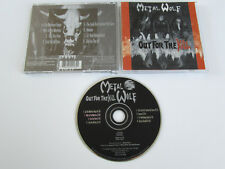 METAL WOLF Out for the Kill CD 1993 MEGA RARE OOP ORIGINAL 1st PRESSING USA!!!