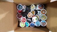 40 K cups For Keurig K cups Variety Pack Sampler read desciption