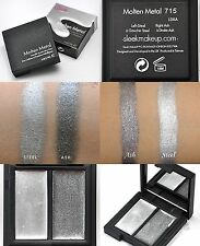 Sleek Makeup Molten Metal 715 Metallic Eyeshadow Duo 5.4g