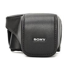 Sony LCS-ELC7 Bolso de la cámara Caso Del Ipad Bolsa cámara Bolso De Cuero