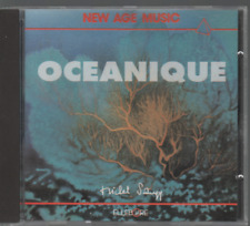 Michel Saugy Oceanique Cd Album new age music