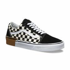 Vans Old Skool (Gum Block) Checkerboard Mens Skate Shoes Size 7.5