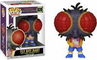 Funko Pop! Animation: The Simpsons (S3) - Fly Boy Bart Vinyl Figure