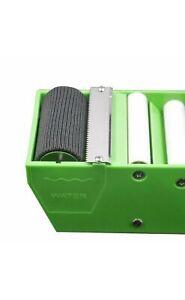 Water Activated Gummed Kraft Paper Tape Packaging Dispenser Green Kraft Paper