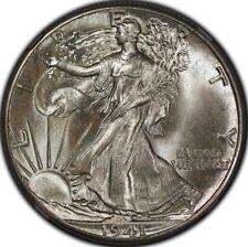 1941 Walking Liberty Half Dollar 50C NGC MS67+ (CAC)