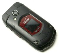 Kyocera E4520PTT DuraXV PTT Rugged Waterproof GPS Verizon Flip Cell Phone
