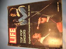 Original Life von 1970 Engel.Humperdinck,Tom Jones Top Pop Singers u.a-History