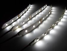 RC White Underbody Underglow LED Strip Lights Superbright FPV Quadcopter 6""