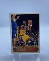 Kobe Bryant Topps 1996-97 Rookie #138 RC Los Angeles Lakers HOF NICE See Pics!