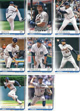 2019 Topps Series 1 Baseball Detroit Tigers Team Set of 10 Cards