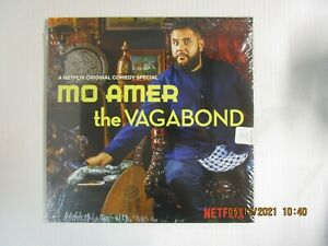 MO AMER Vagabond 2xLP New! Sealed! 2019 Netflix STAND-UP COMEDY DAVE CHAPPELLE