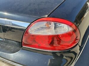 2005 2006 2007 2008 JAGUAR S-TYPE RIGHT TAIL LIGHT