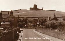 Uphill old church Nr Weston Super Mare Dolphin Pub unused RP old pc Sweetman