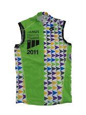 Champ-Sys Men's Janus Triathlon Cycling Bike Jersey XS Running High Visibility