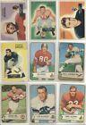 1955 Bowman Football Cards 58