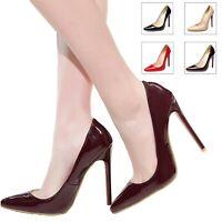 Very high heel Shoes Prom Womens Clubbing heels Vintage Club wear Size  4-14