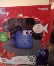 Finding Dory Beach Pool Marina Bar 3.5 FT Christmas Airblown Inflatable NEW NIB