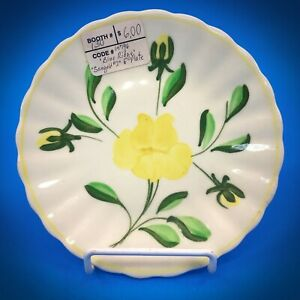 "Blue Ridge China 6-1/8"" Bread & Butter Plate SUNGOLD #2 c"
