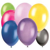Wedding Balloons Air Filled Party Decoration Event Plain Venue Decor Birthday UK