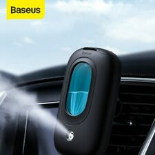 Baseus Magnético LED USB COCHE Humidificador de aire purificador de Ventilación de Aire Difusor De Aroma De Aceite