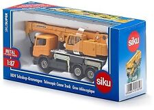 SIKU Liebherr Telescopic Crane Truck - 1 87