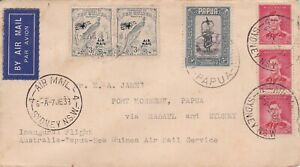 AFC334) Australia 1938, Boomerang Cover, First Official Airmail Service between